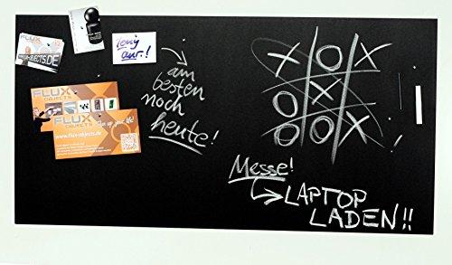 Grosse PinnwandPinwandMagnet Tafel in 100 x 50 cm mit 1x Kreide - Große Pinnwand/Pinwand/Magnet-Tafel in 100 x 50 cm, mit 1x Kreide und 20 Stift - Magneten: Magnetpinnwand mit Tafelkreide-Oberfläche